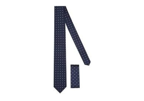 Lindbergh Box : Tie w. pocket square Style: 30-93225