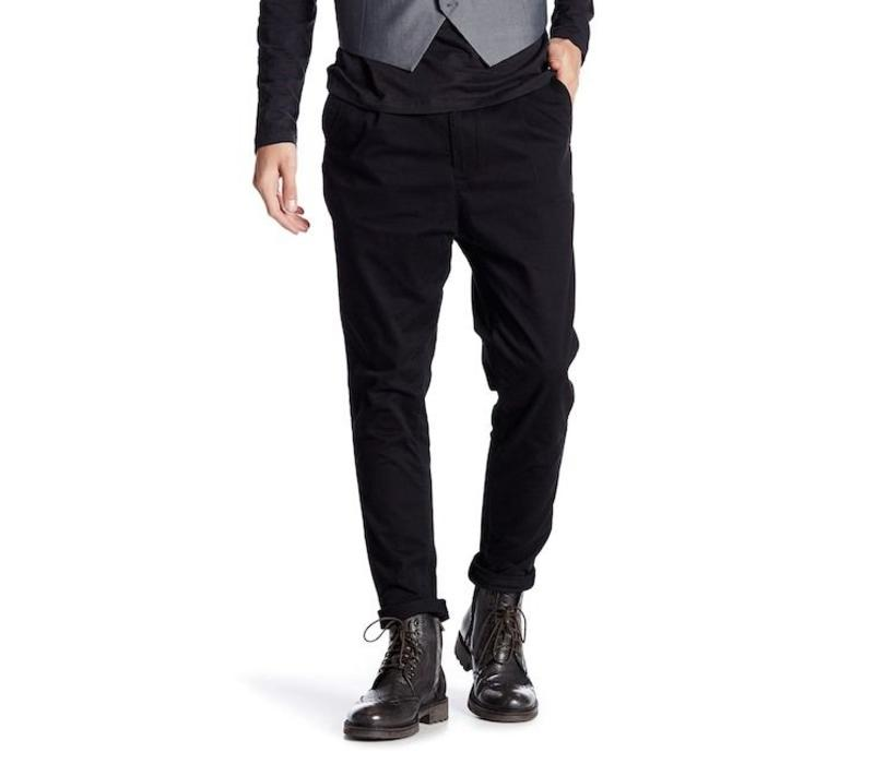 Elasticated chino pants Style: 60-08503