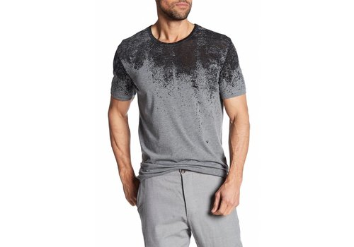 Junk de Luxe Burn out tee Style: 60-45219