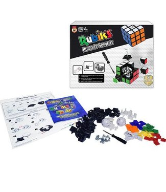 Winning Moves Games Rubik's® Build it, Solve it