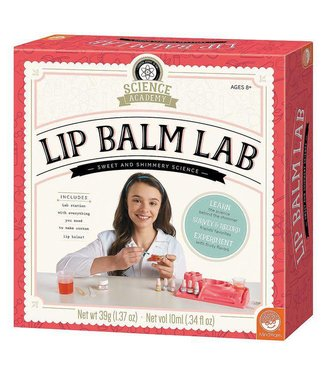 Mindware Science Academy: Lip Balm Lab