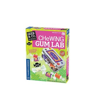 Geek & Co. Science Chewing Gum Lab