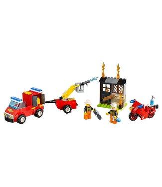 LEGO Juniors Fire Patrol Suitcase - 10740