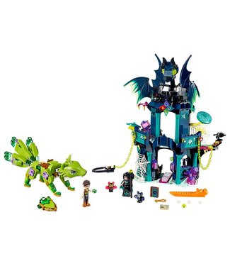 LEGO Elves Noctura's Tower & the Earth Fox Rescue - 41194