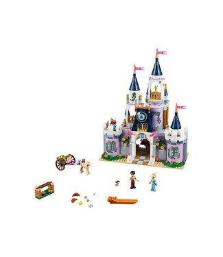 LEGO Disney Cinderella's Dream Castle - 41154