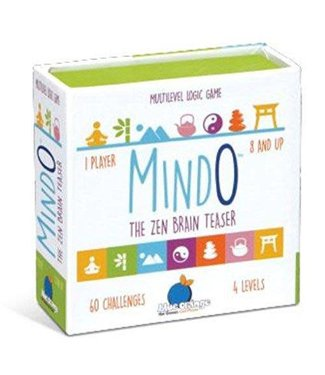 Blue Orange Mindo: The Zen Brain Teaser