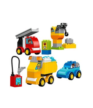 LEGO DUPLO® My First Cars and Trucks - 10816