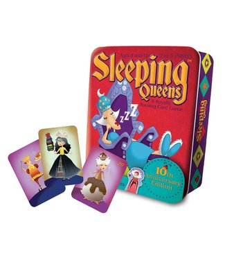 Gamewright Sleeping Queens Anniversary Edition