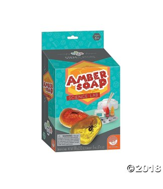 Mindware STEMulators Science Lab: Amber Soap Lab