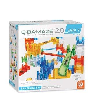 Mindware Q-Ba-Maze Rails Builder Set