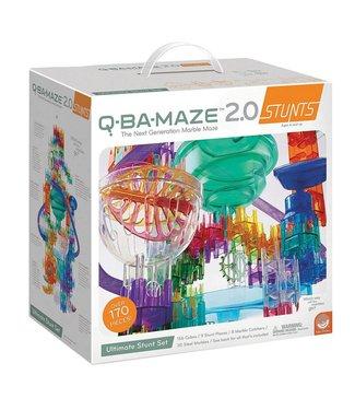 Mindware Q-Ba-Maze 2.0 Ultimate Stunt Set
