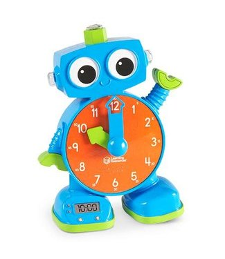 Learning Resources Tock the Learning Clock - Blue