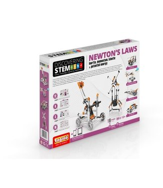 Engino STEM: Newton's Laws