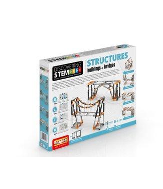 Engino STEM Structures: Buildings & Bridges