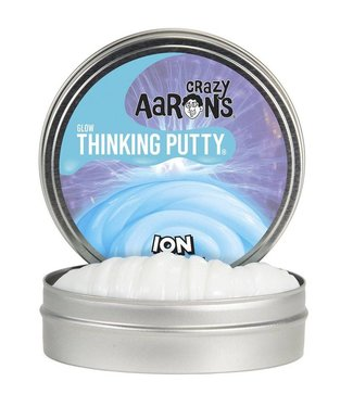 "Crazy Aaron Thinking Putty - 4"" Ion"