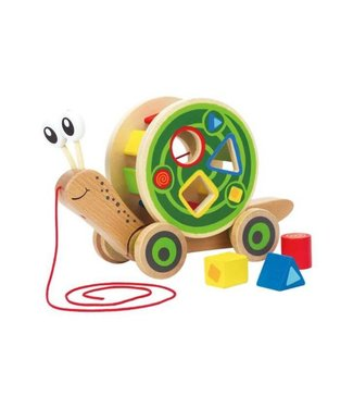 Hape Walk A-Long Snail