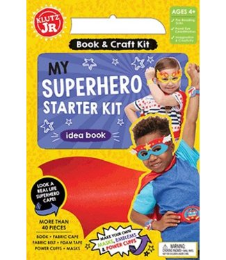 Klutz My Superhero Starter Kit