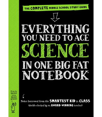Workman Publishing Everything You Need to Ace Science in One Fat Notebook