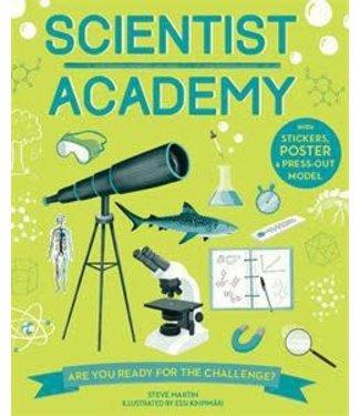 Usborne Scientist Academy