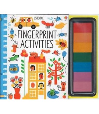 Usborne Fingerprint Activities