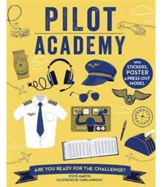Usborne Pilot Academy