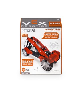 VEX Robotics Gear Racer - Single