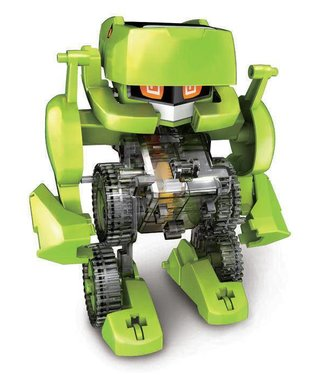OWIKIT T4 Transforming Solar Robot