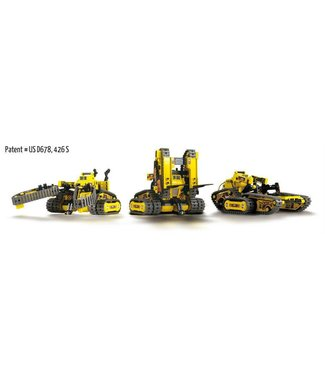 OWIKIT 3-in-1 All Terrain Robot Kit (ATR)