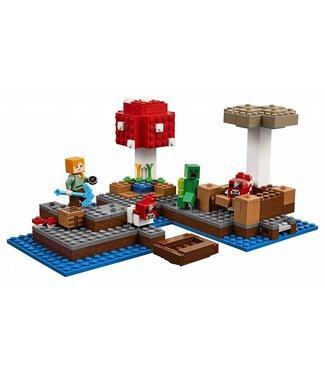 LEGO The Mushroom Island - 21129