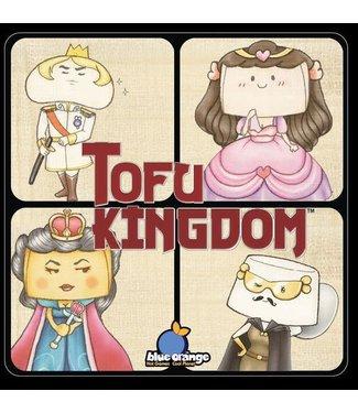 Blue Orange Tofu Kingdom