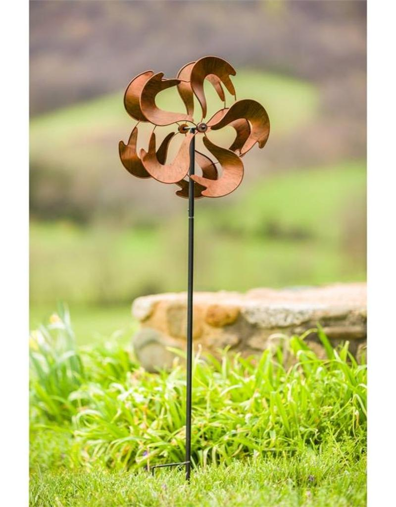 Contained Energy, Wind Spinner Topper