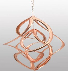 Wind Spinner - 17 Inch Double Copper Spinner