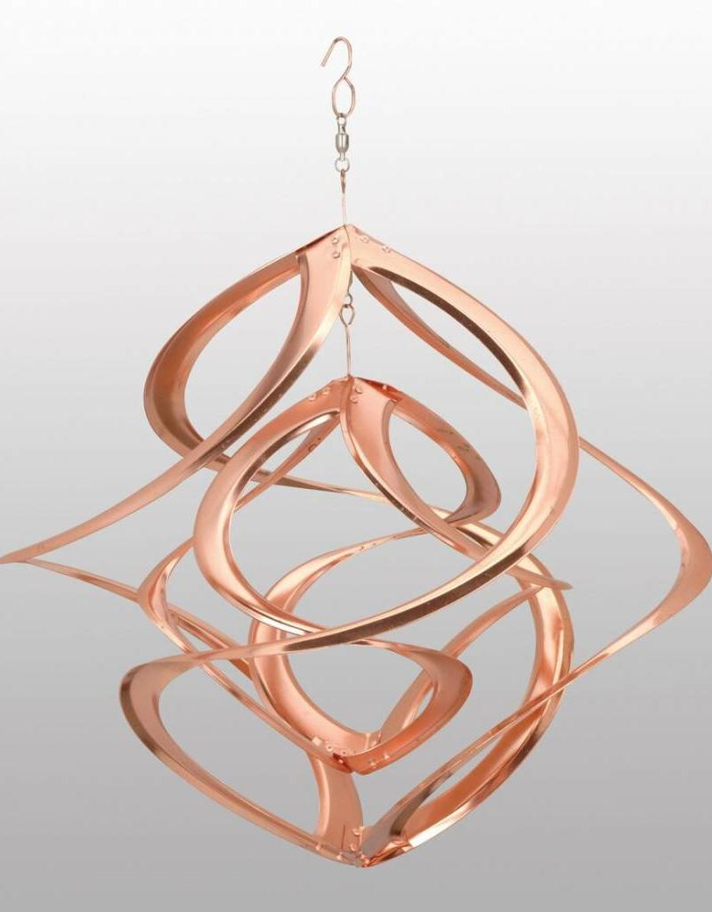 Wind Spinner 20 Inch Double Copper