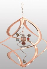 Cosmix Copper Spiral Planets 17''