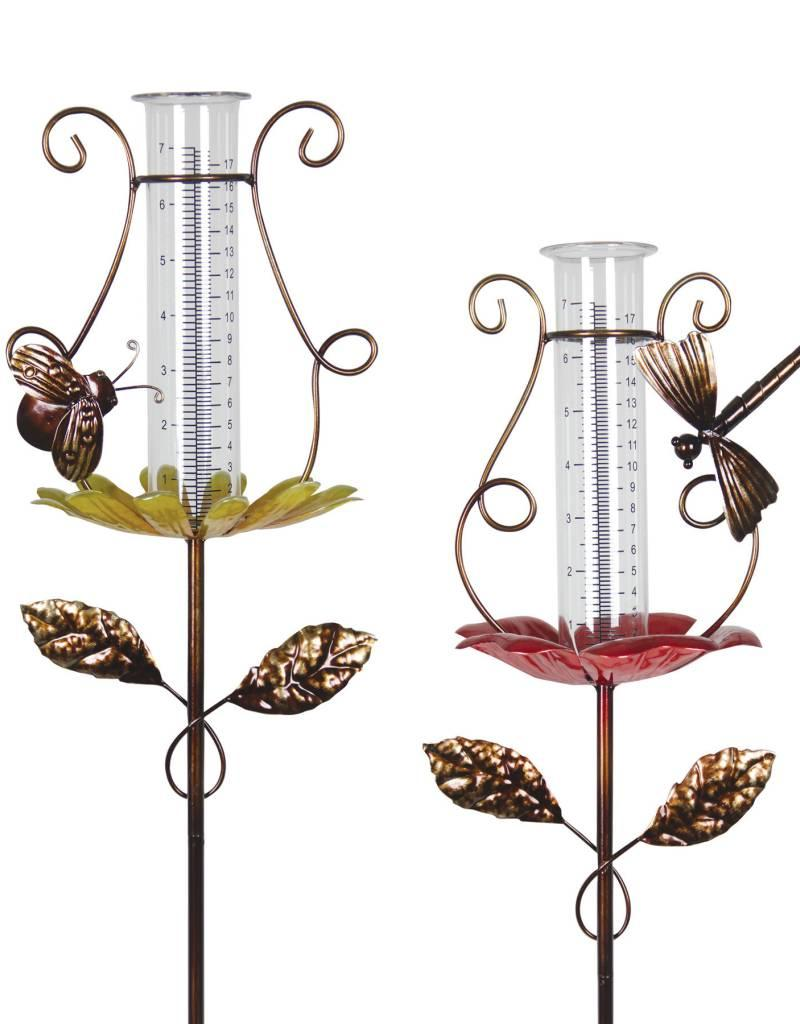 Metal /Glass Rain Gauge
