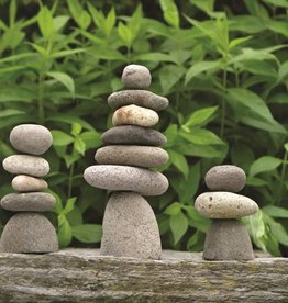 Stone Art - 7 Stone Cairn
