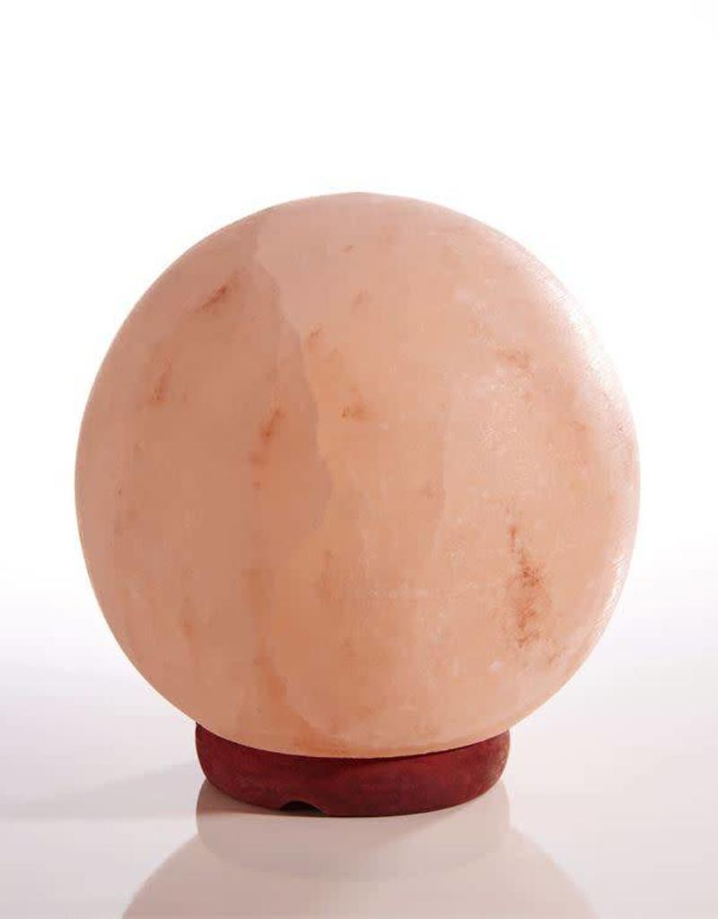 Rock Salt Lamp-6 Sphere