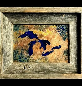 1) Great Lakes 5x7
