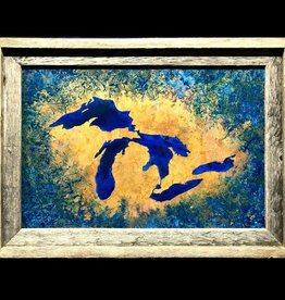 4) Great Lakes 12x18