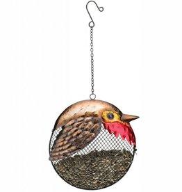 Bird Feeder - Robin