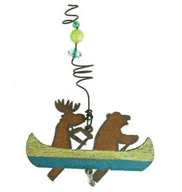 Small Mobile - Canoe