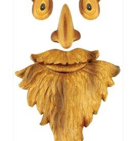 Tree Face - Old Man