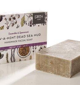 Lav-A-Mint Dead Sea Mud Handmade Facial Soap