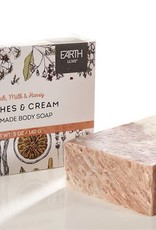 Peaches & Cream Handmade Body Soap