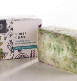 Silk & Shea - Stress Relief Special Edition Handmade Soap
