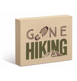 Gone Hiking