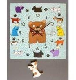 Pups Clock