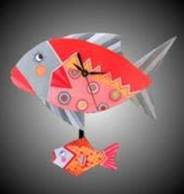 Wanda The Fish Clock