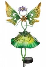 Solar Fairy Stake - Green