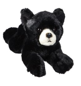 "Black Bear Stuffed Animal - 12"""